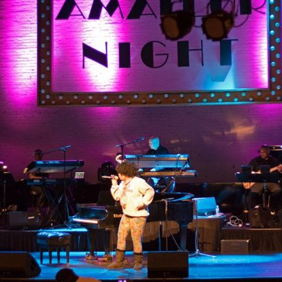 Apollo Theater Amateur Night Holiday Special