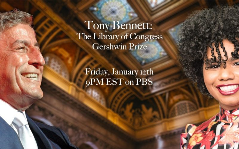 Tony Bennett: Gershwin Prize on PBS